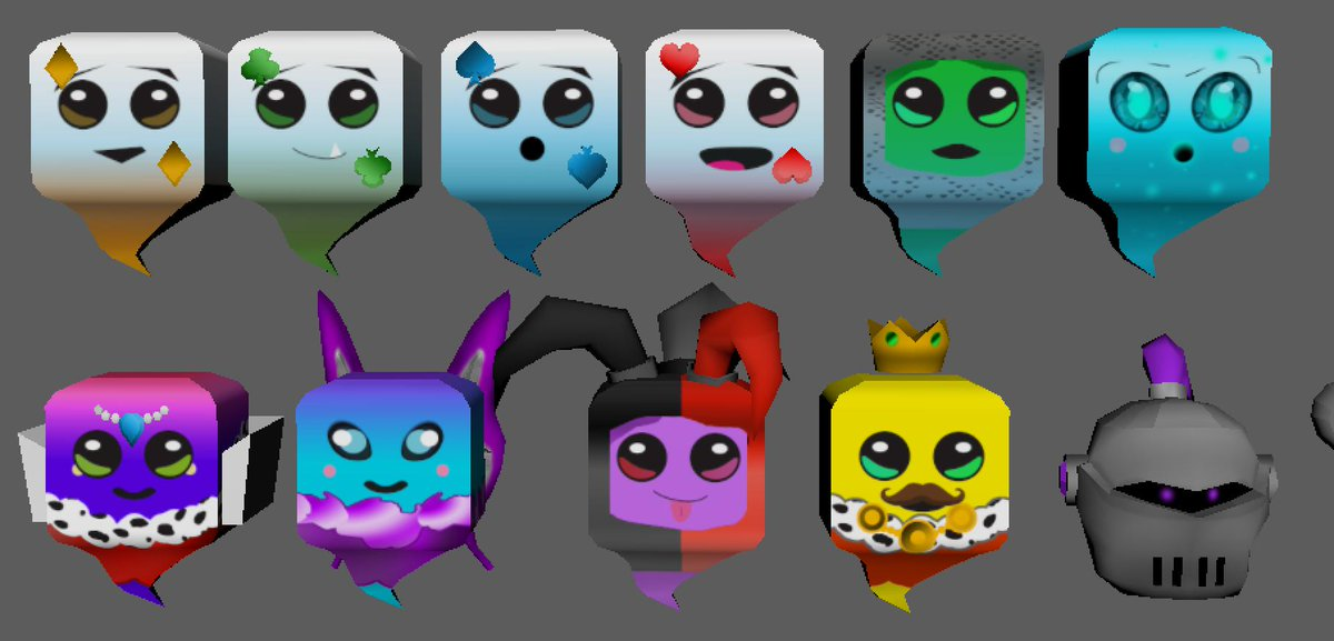 Makkiemon On Twitter A New Set Of Pets I Made For The Kingdom