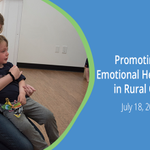 Image for the Tweet beginning: Promoting children's social and emotional