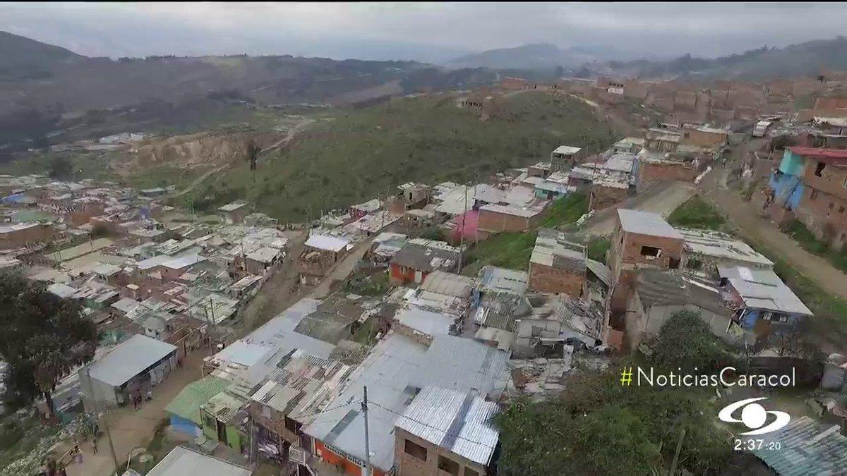 El 19,6 % de los colombianos está en situación de pobreza multidimensional - http://bit.ly/2MKLs3X #NoticiasCaracol
