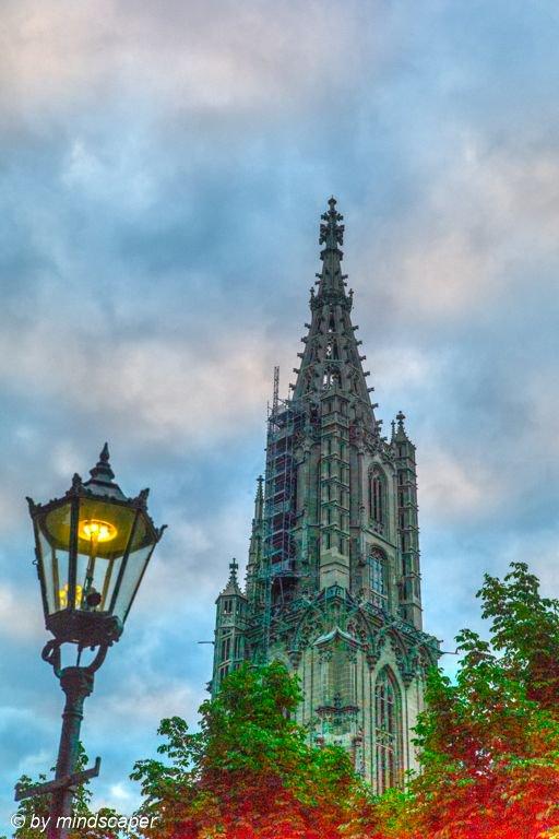 Summer Evening Clouds at Minster Tower with Lantern #bernermünster #minster #skyline #summerevening #lantern #berne #bern #bernpictures #bern_pictures #igersbern #_bernstagram_  #iloveswitzerland #ilovebern #leicaswitzerland #leicam #leicacamera #leicainternational