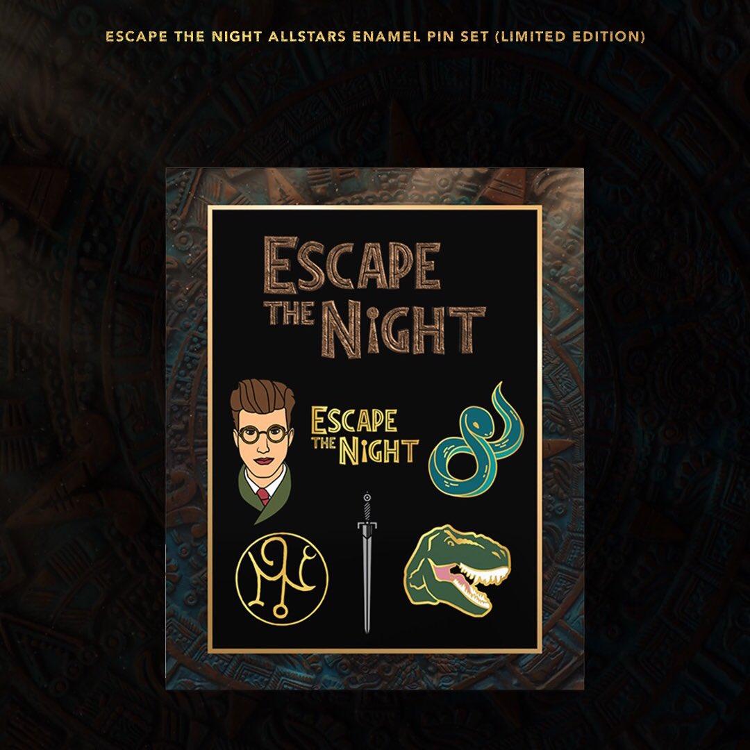 Escape The Night 🗝 (@EscapeTheNight) | Twitter