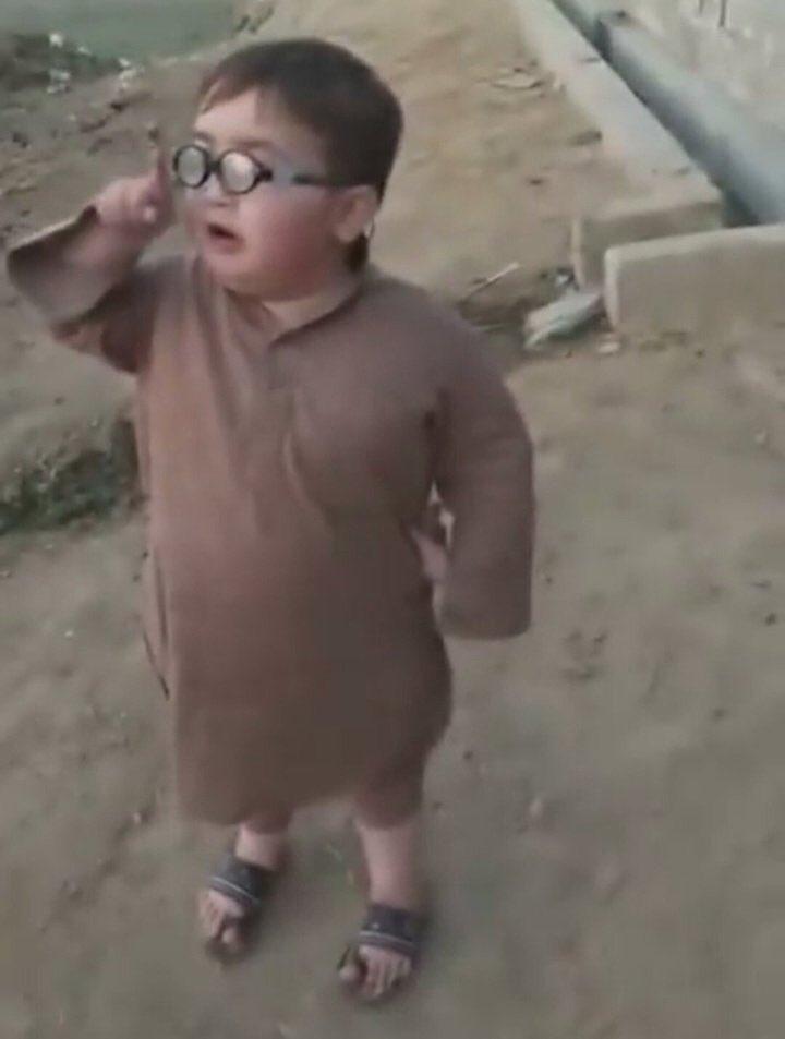 """Modi be like """"Tum mere sacche dost ho"""""""