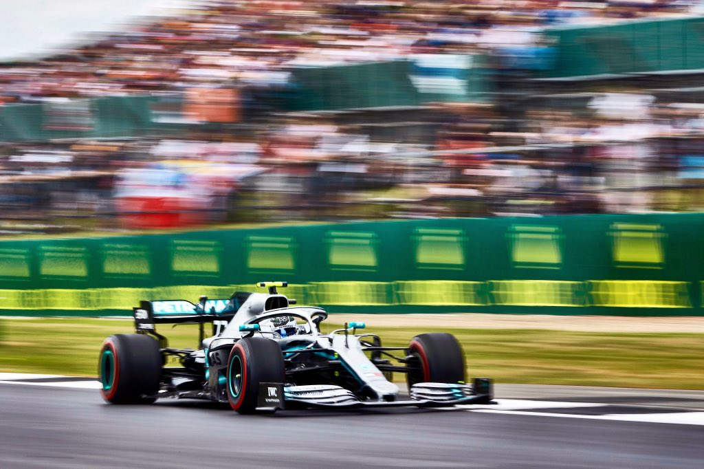 Friday 🇬🇧  The need for speed 🏁  http://mb4.me/kdZGMkWD  #VB77 #F1 #BritishGP @MercedesAMGF1  📸 S.Etherington