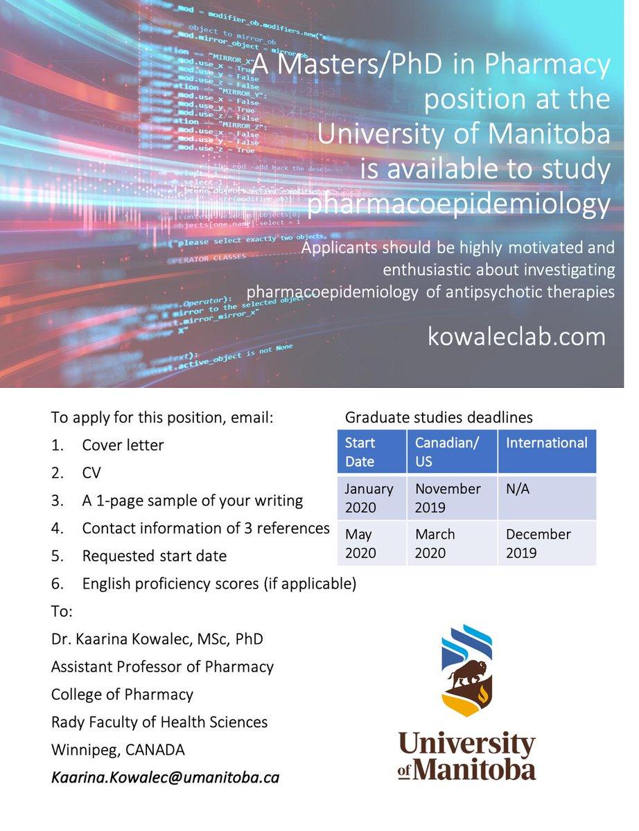 New Antipsychotics 2020 Dr. Kaarina Kowalec (@KaarinaKowalec) | Twitter