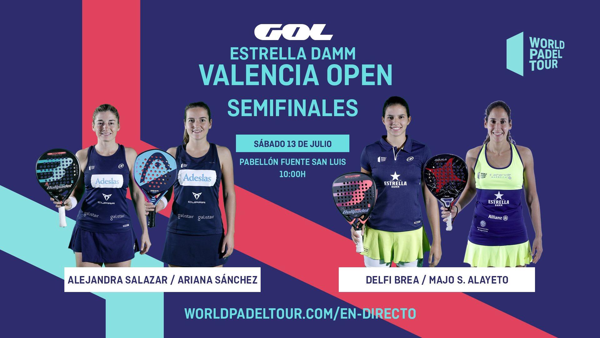 Ale Salazar/Ari Sánchez vs Majo S.Alayeto/Delfi Brea