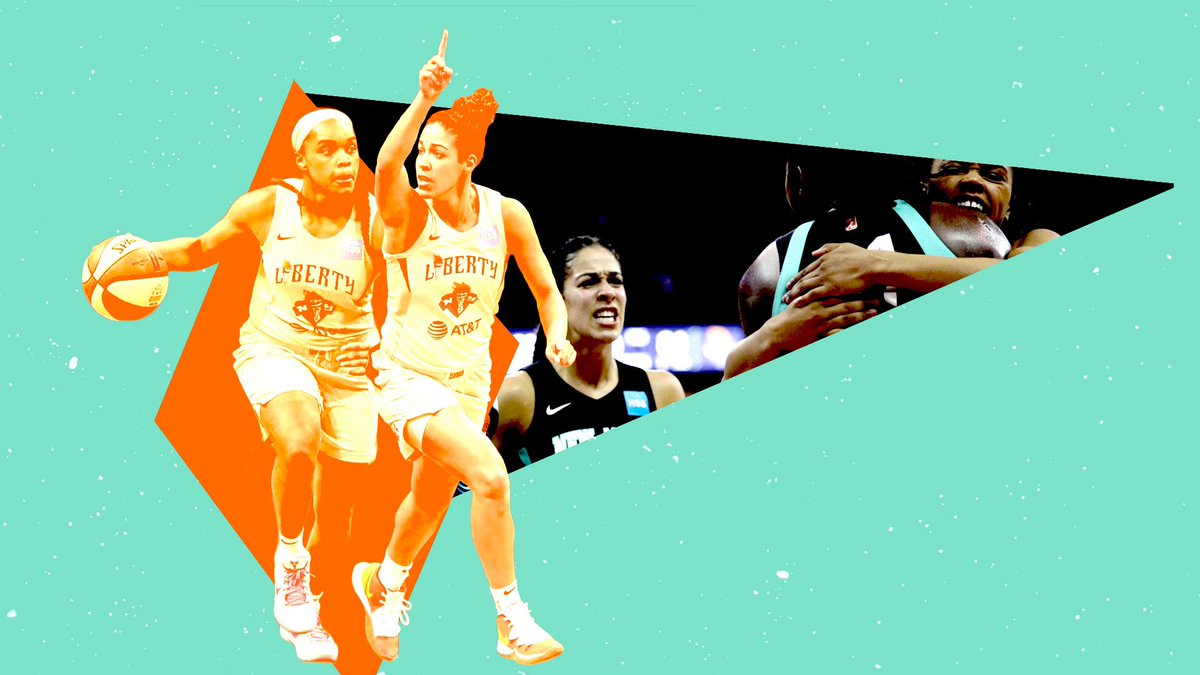 """Here are just two of my favourite things:  🏀 @AmandaZahuiB being bullish on getting back to the @nyliberty – """"if you get knocked down, you're going to have to get back up""""  🏀 relevant New York basketball  Read my latest for @DoubleClutchUK ⬇️  https://www.doubleclutch.uk/if-you-get-knocked-down-youre-going-to-have-to-get-back-up-new-york-basketball-is-back/…"""