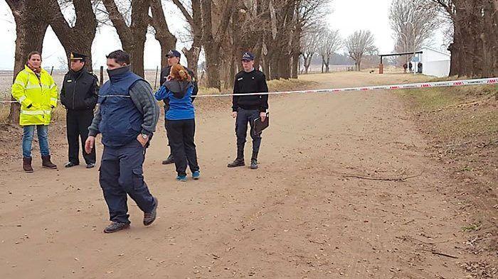 Crimen en #Catriló: un sospechoso acusó a los otros dos