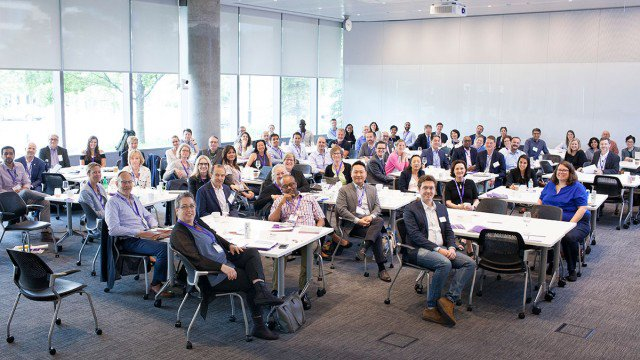 Faculty from universities around the world came together at @KelloggSchool to discuss the intersection of finance and sustainability, as part of the international Impact and Sustainable Finance Faculty Consortium. bit.ly/2XYB4yZ