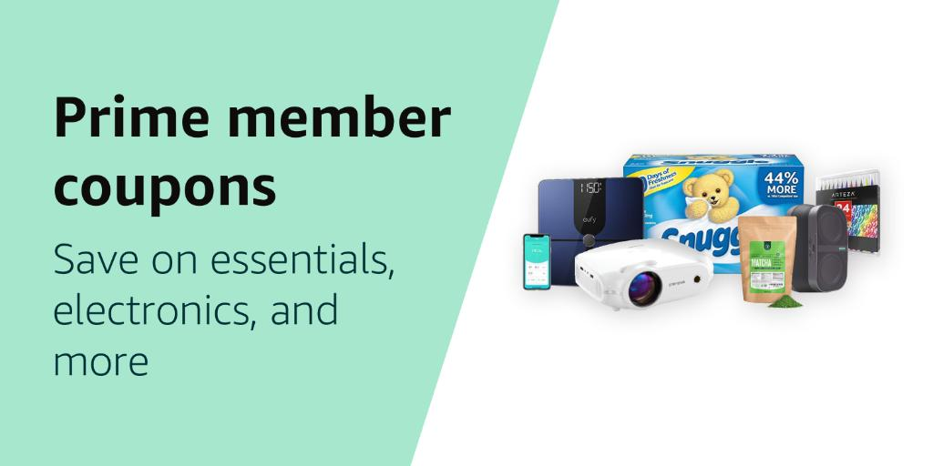 Amazon Pa Twitter Start Your Prime Day Savings Now With Coupons Exclusively For Prime Members Save Big On Daily Essentials Electronics And More During The Prime Member Coupons Event Which Ends On