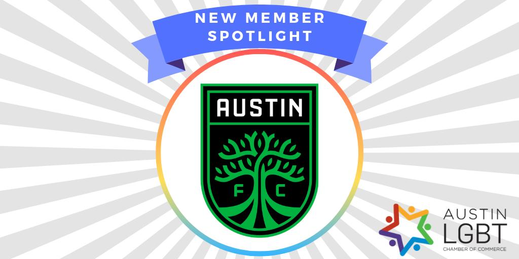 We're so excited to welcome New Member and Program Sponsor @AustinFC! Major League Soccer's 27th franchise and Austin's first major professional sports team will make its debut in 2021. We can't wait to work with this unique team and it's amazing supporters and GROW THE LEGEND!