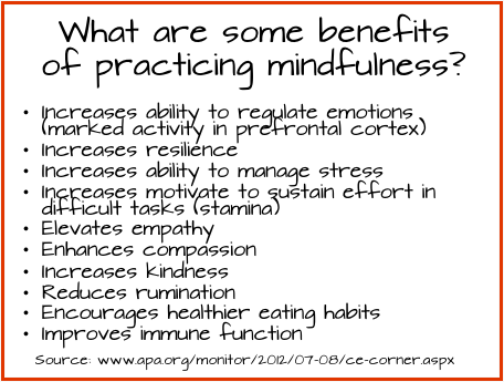 A3: #Mindfulness changes our brains in SO many ways!! #teachmindful