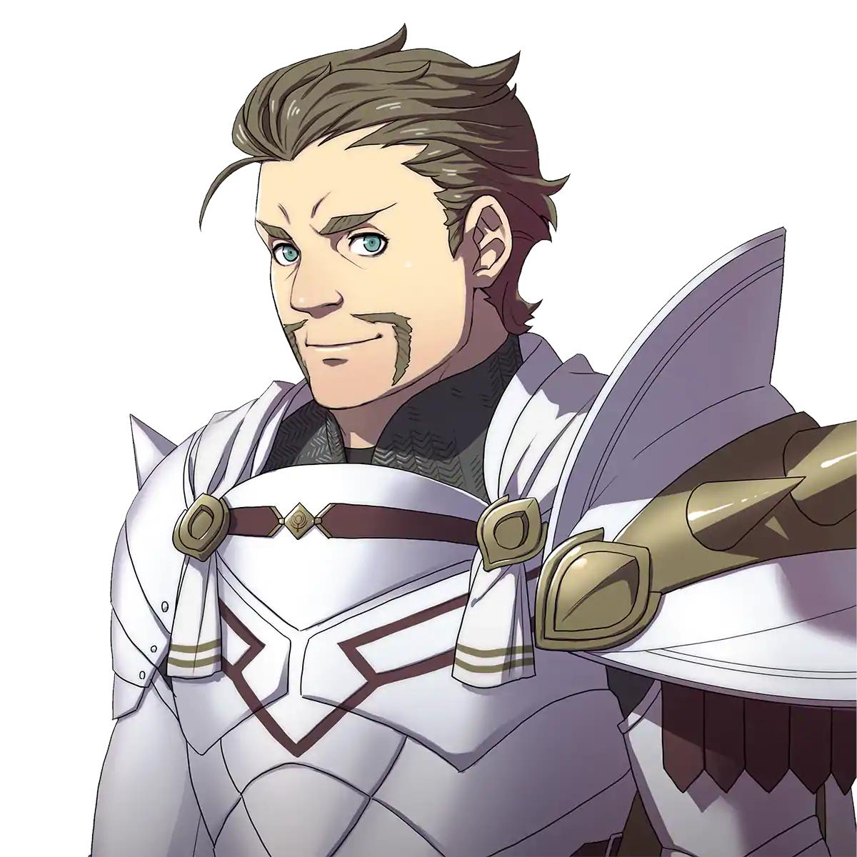 So the confirmed male/male romance options in FE: Three Houses have me feeling... very mixed. First of all, there are more female/female options than m/m. Second, two of these gay options are your dad's friends... Third, you can f/f with Edelgard but both male lords can't be m/m