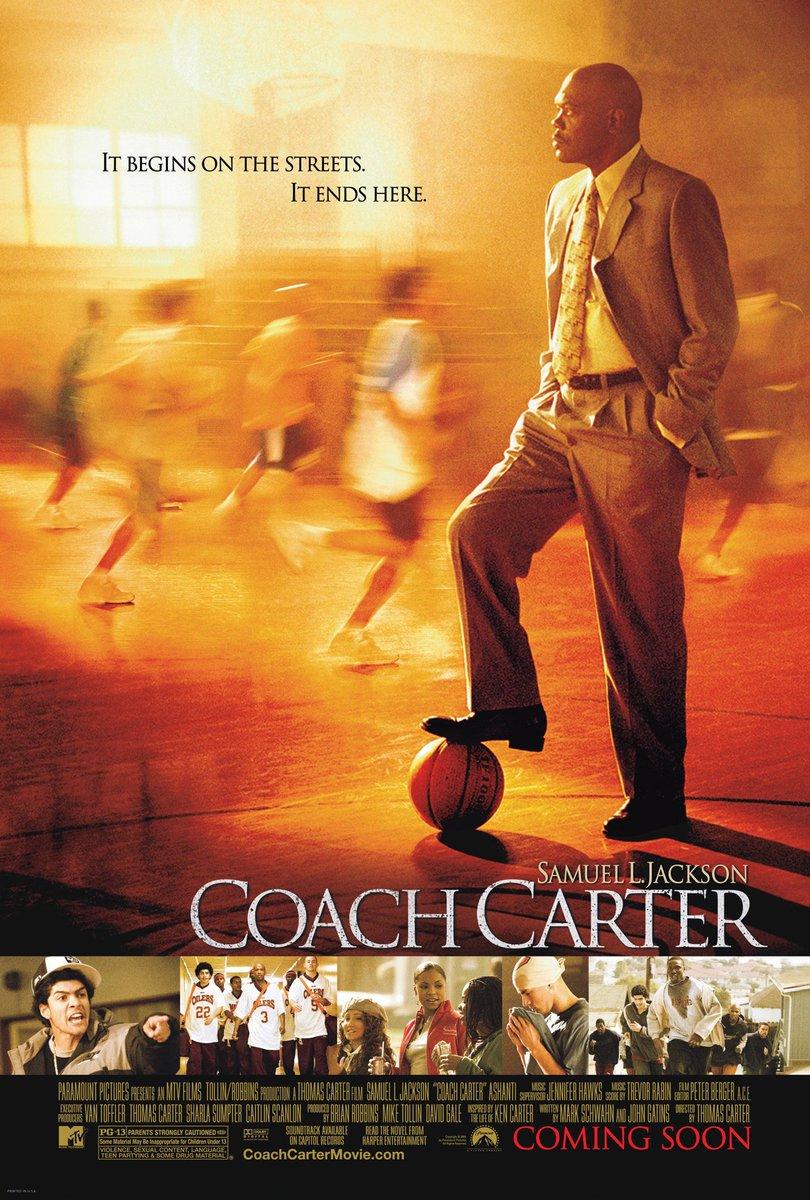 Well guess what ima watch tonight? Yup... #CoachCarter @YahooSports so DISRESPECTFUL 🙄🤣