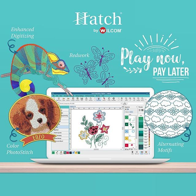 Hatch Embroidery - @hatchembroidery Twitter Profile and
