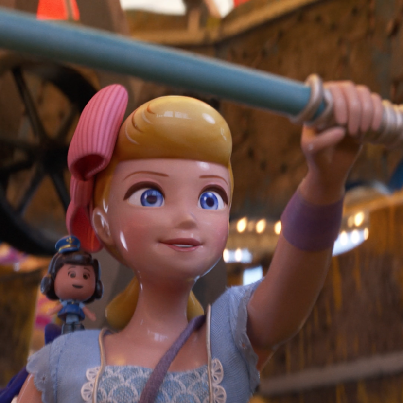 This weekend, see the movie everyone is talking about! #ToyStory4 is now playing in theatres.