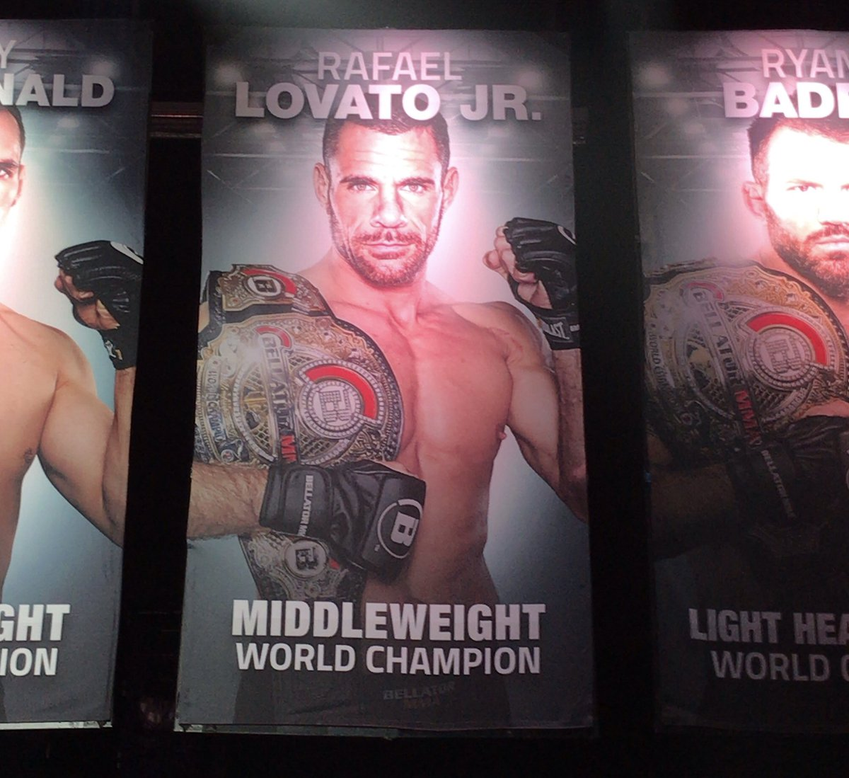 Welcome to Champions Row @lovatojrbjj