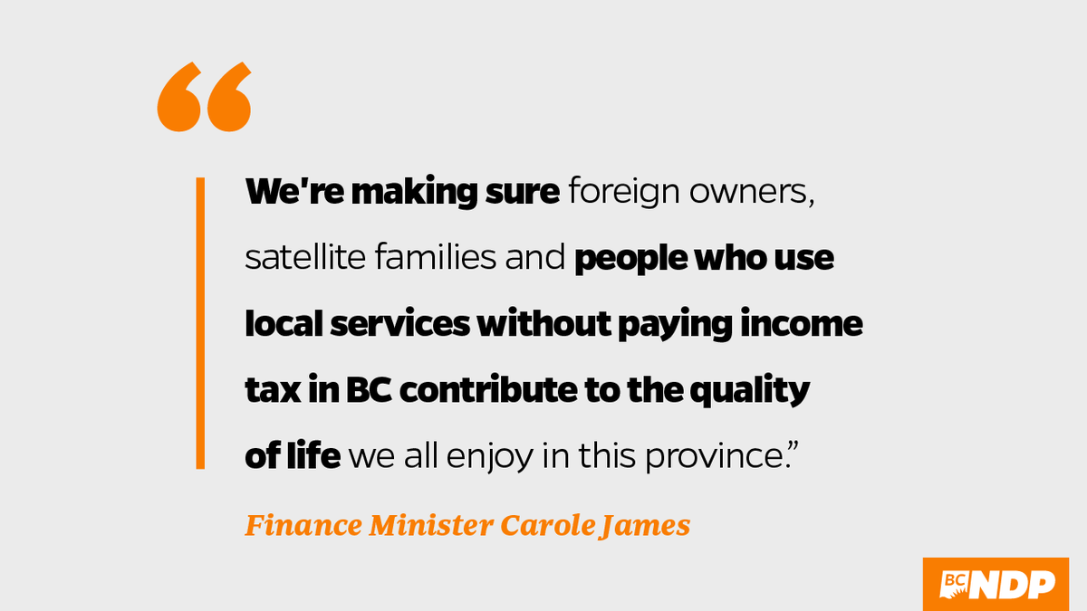 How Much Is Tax In Bc >> Bc Ndp Bcndp Twitter