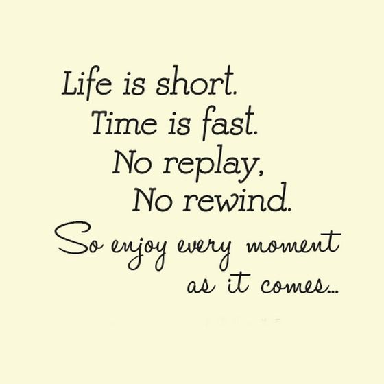 Time is Short buff.ly/2J49Pea
