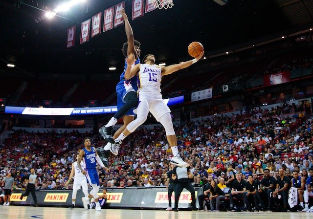 Lakers Vs. Warriors Preview & TV Info: L.A. Faces Golden State For Second Time At 2019 Las Vegas Summer League https://t.co/jJaVHKwAnc https://t.co/KOWK9ewZXO