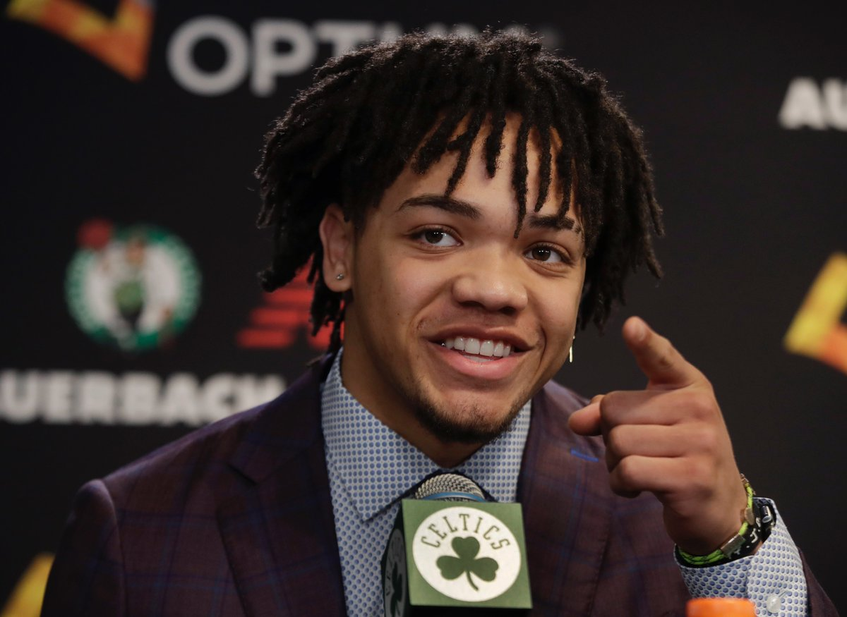 Carsen Edwards Agrees to Deal with C's