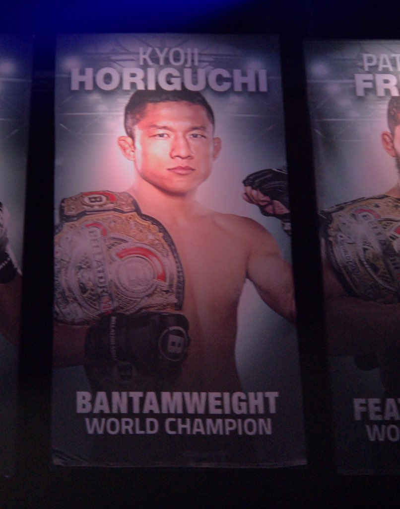 Another new banner up tonight as well, welcome to Champions Row @kyoji1012