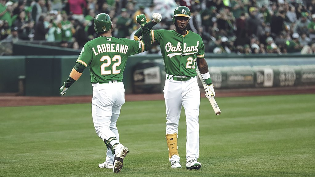 ad5bf2a48d34e0 Oakland A's on Twitter: