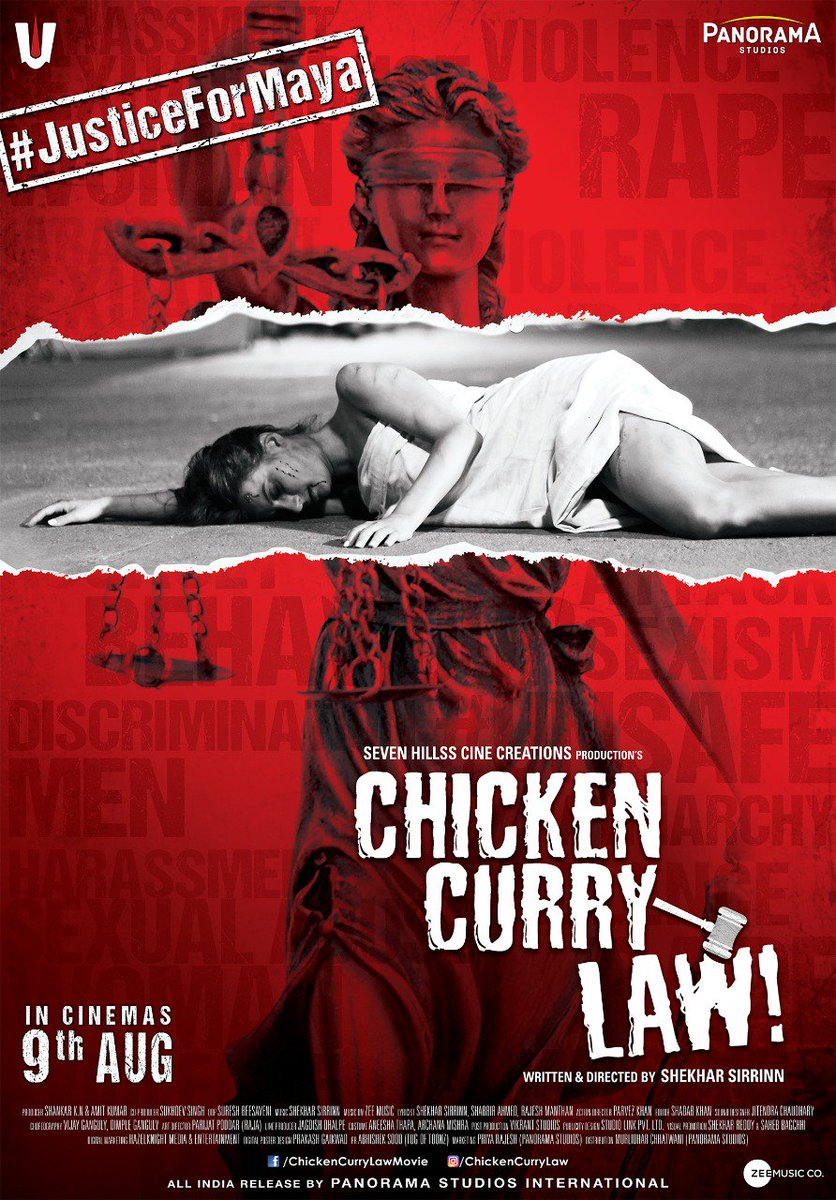 Upcoming Social Drama #ChickenCurryLaw Releases Its Trailer... http://bit.ly/2Y1bDgc