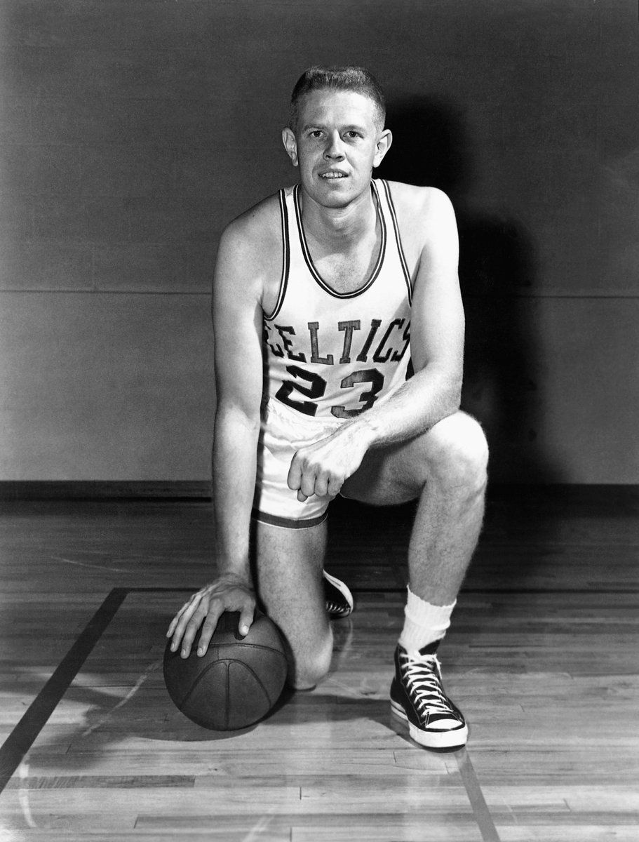 Today we remember 7x NBA Champion, Frank Ramsey (1931-2018).