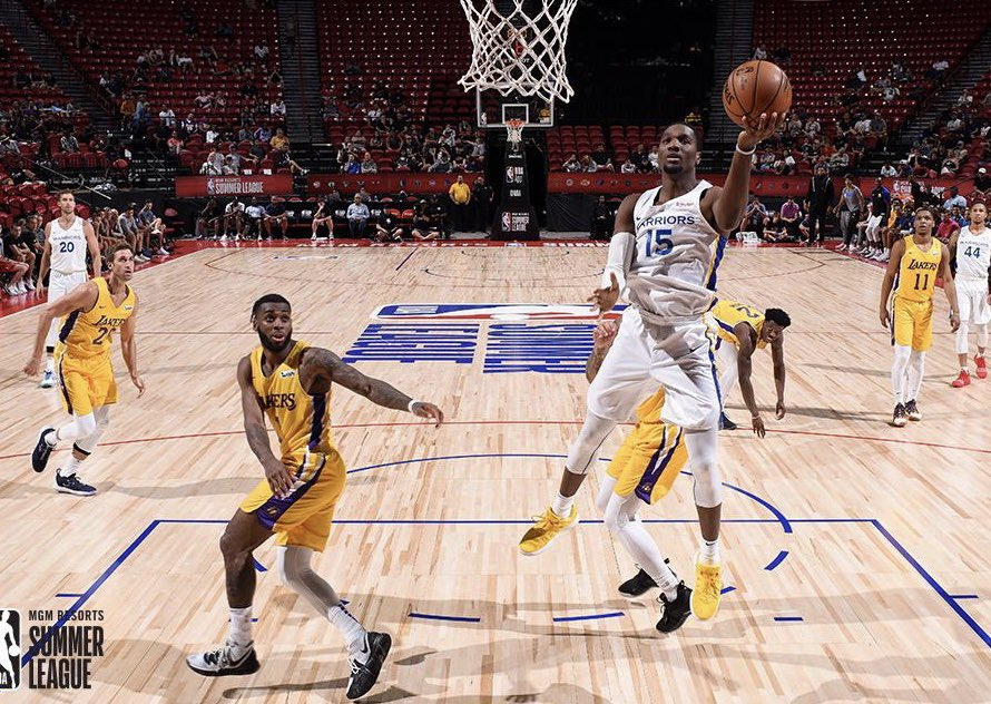 #NBA #NBASummerLeague  #SummerLeague2019   Los Angeles Lakers vs Golden State Warriors Full Game Highlights 2019 NBA Summer League https://t.co/2O7VvtRu0F https://t.co/9DvBLKPv7C
