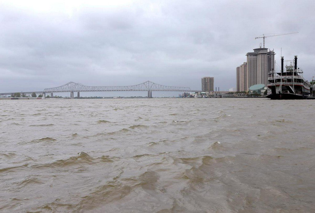 Storm Barry's threat to New Orleans heightened by climate change: scientists https://reut.rs/2JDXeNW