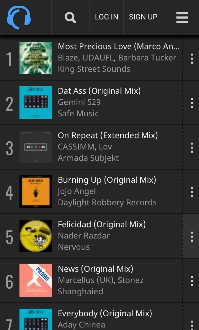 We're now at number 6 in the @traxsource chart with Marcellus & Stonez 'News'! Thank you for your support! Let's keep climbing.  #techhouse <br>http://pic.twitter.com/eu2Eu4HODc