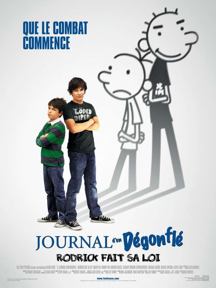 Journal d'un dégonflé 2 : La menace grand frère est sorti ce jour il y a 8 ans (2011). #ZacharyGordon #DevonBostick - #DavidBowers http://www.choisirunfilm.fr/film/journal-d-un-d-gonfl-2-la-menace-grand-fr-re-14106.htm…