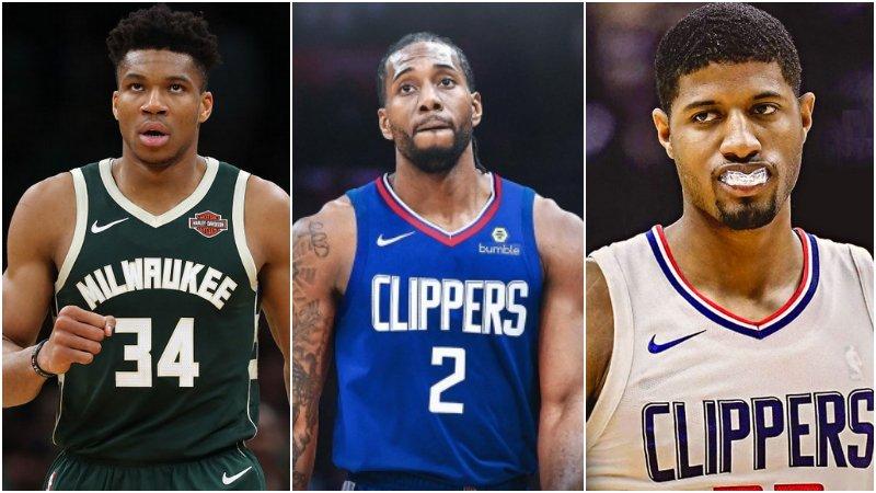 四方面對比誰會是NBA第一小前鋒?Leonard擁有現在,字母哥統治未來!