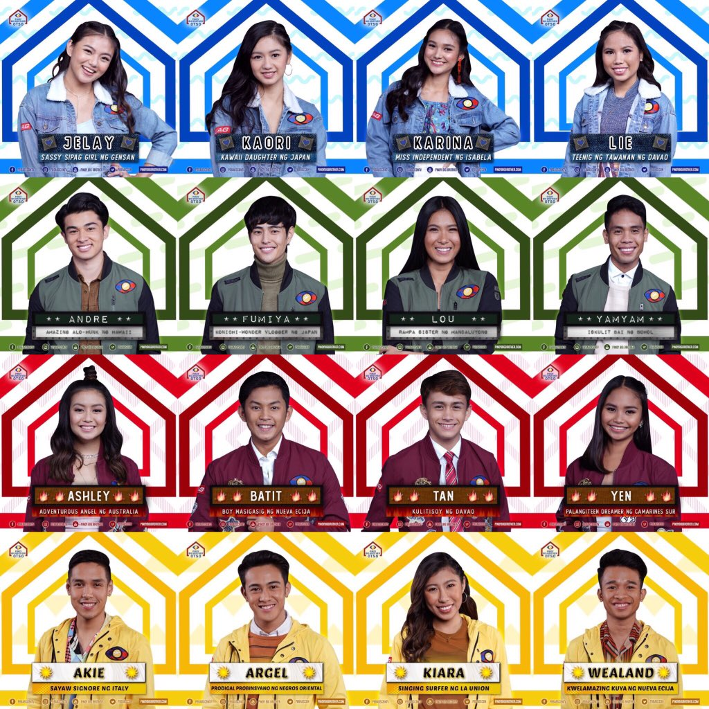 Nothing But Blue Skies Big Brother >> Pinoy Big Brother Otso Pbbotsoabscbn Twitter