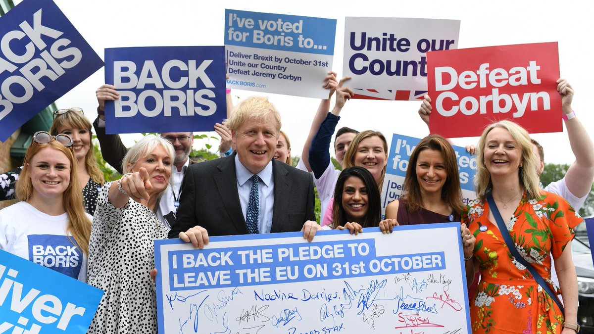Fantastic to be in Bedfordshire this morning for another set of members' hustings!  There are only 9 days left, so if you haven't yet received your ballot, please visit: http://backboris.com/ballot