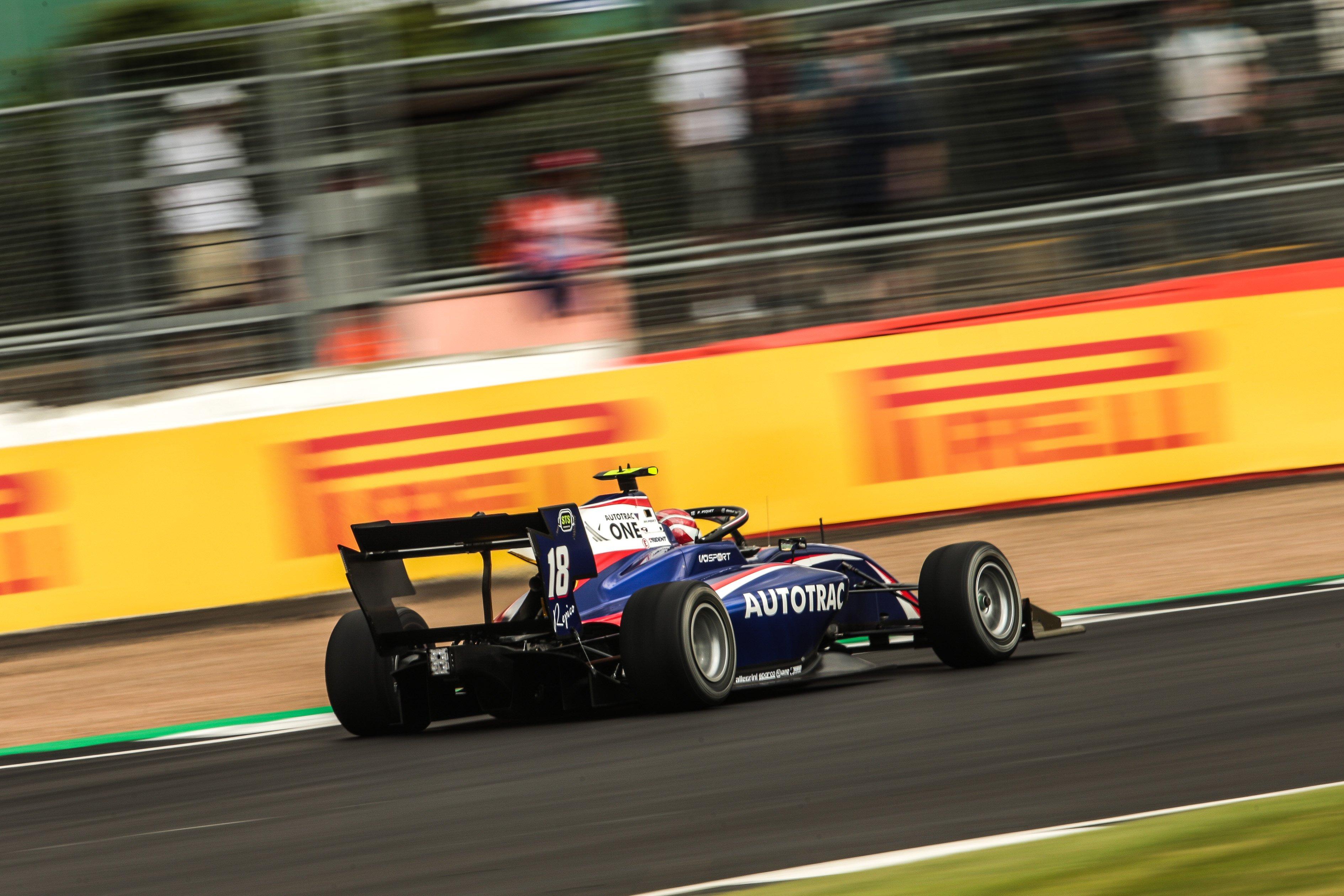 Pedro Piquet Sauber