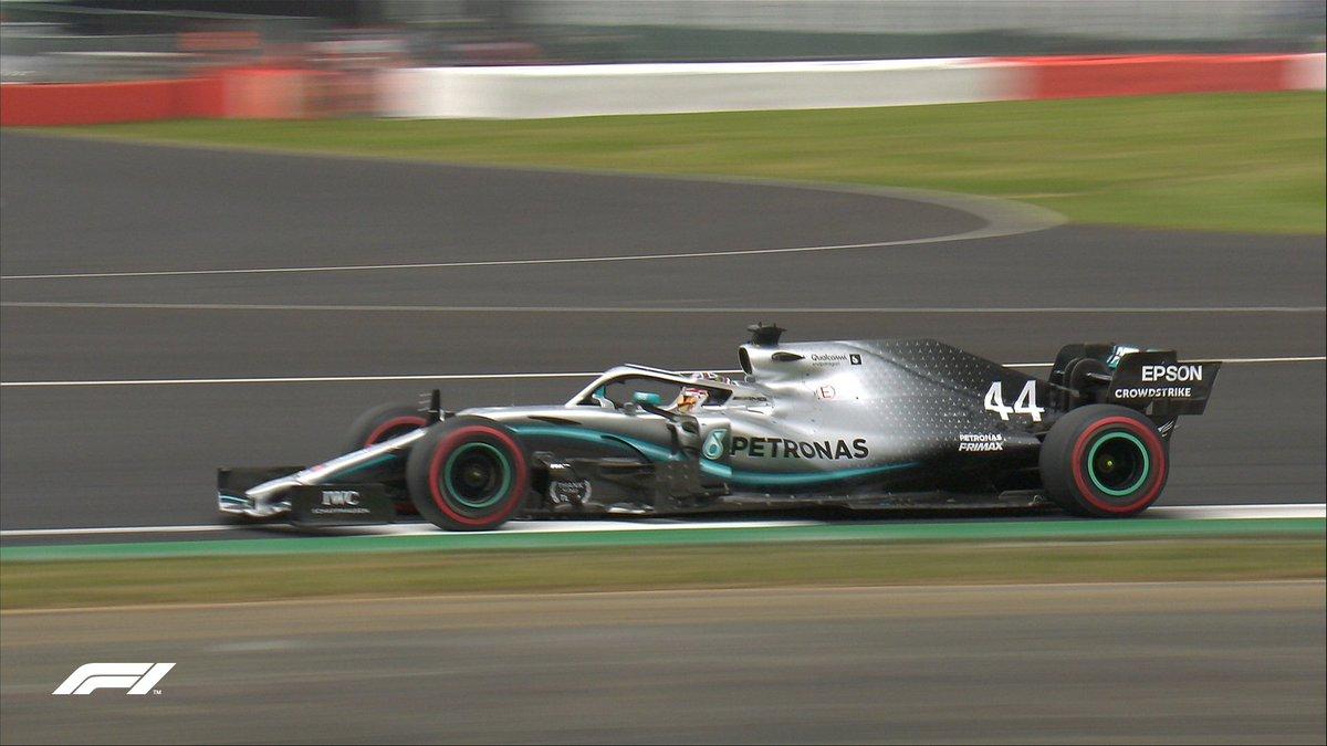 Формула-1. Гран-при Великобритании. Гонка 14.07.19 прямая трансляция