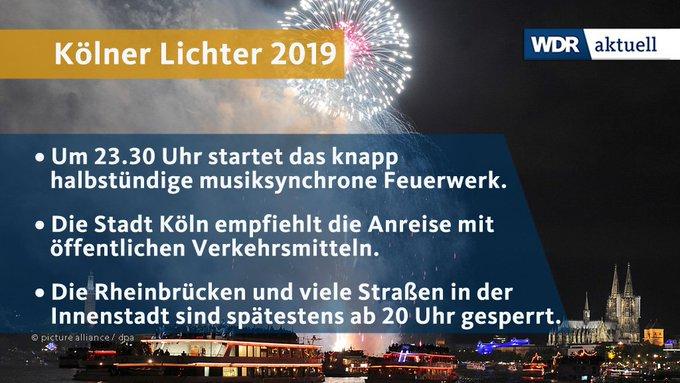 Kölner lichter Foto