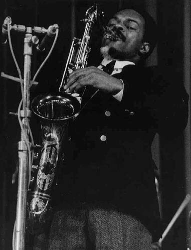 Happy Birthday and RIP Albert Ayler