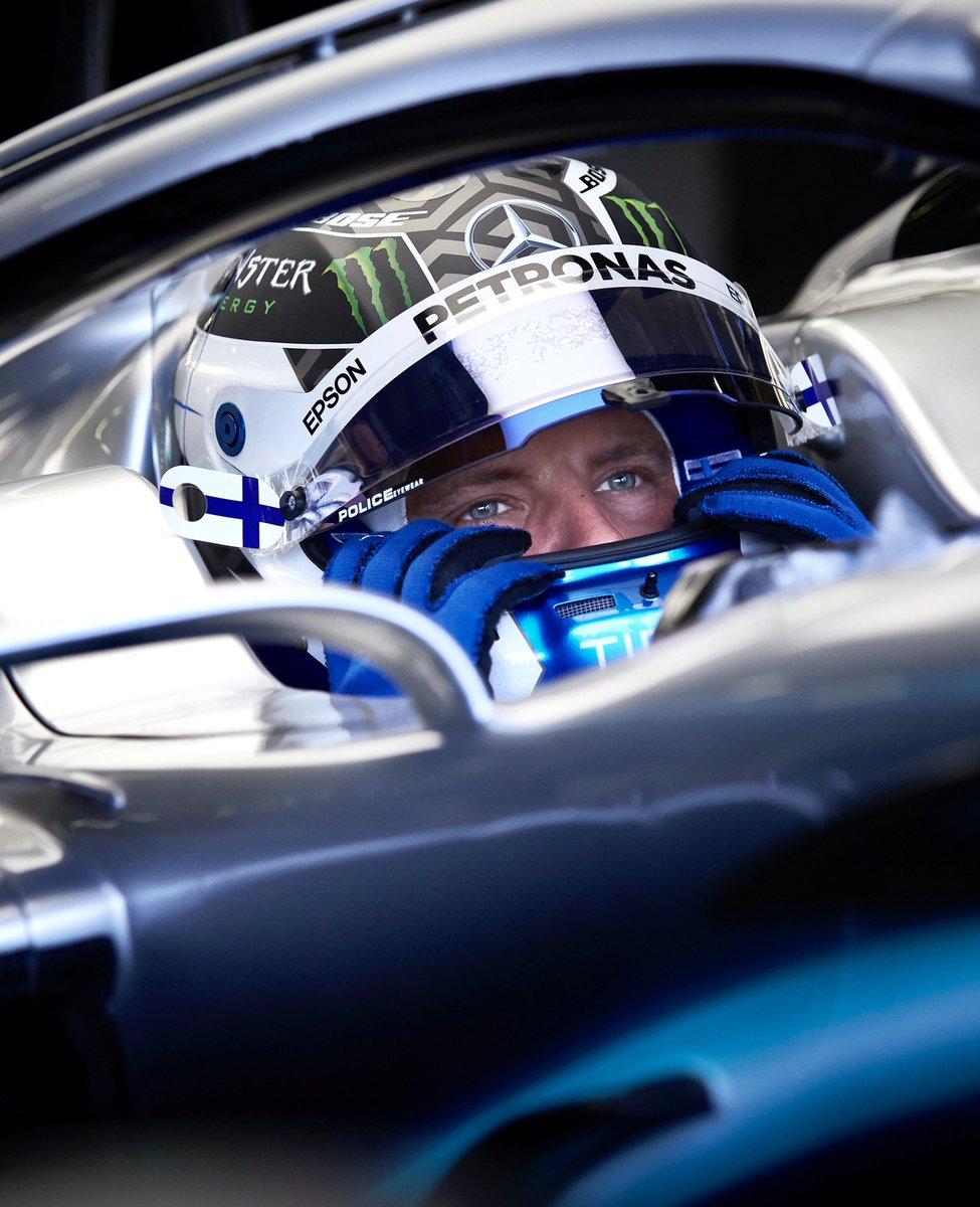 Quali day 🇦🇺🏁  #VB77 #F1 #BritishGP @MercedesAMGF1 @SilverstoneUK