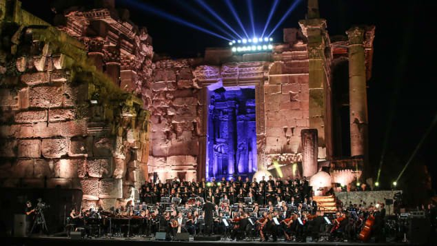 ⭕️ Why Lebanon is gearing up for a record number of tourists ℹ️ edition.cnn.com/travel/article… ℹ️ archaeologyin.org