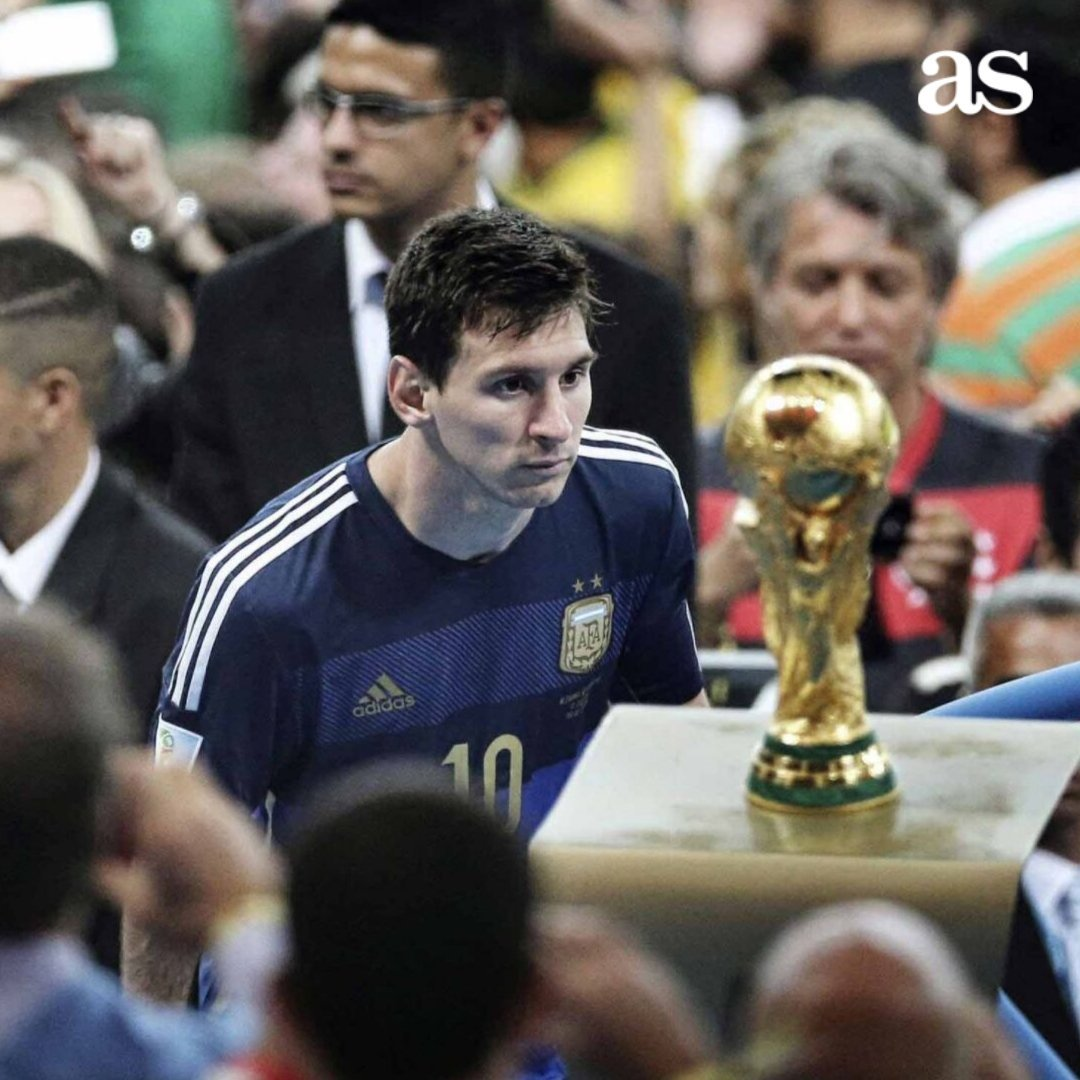 13 de julio de 2014 ⚽ Alemania 1-0 Argentina 🏆 Final de la Copa del Mundo 📍 El día que Messi estuvo a punto de tocar el cielo con la Albiceleste