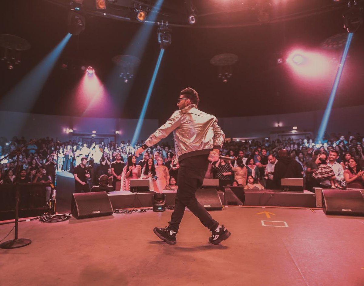 Thanks , Houston for the crazy experience. Live in SAN JOSE tonight ❤️🔥