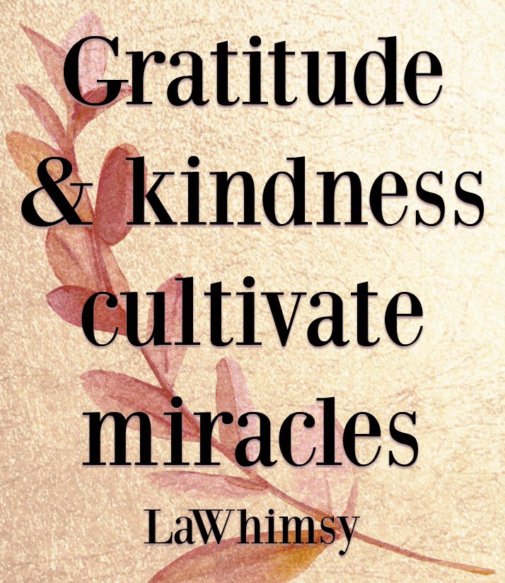 Simple words of gratitude and acts of kindness can be the keys to change negativity to positivity in our world! Keep it simple, help change the world, make miracles happen! #KindnessMatters #gratitude #gratefuledu #miracles #CHANGE #positivemindset #StarfishClub #JoyTrain #BeKind<br>http://pic.twitter.com/ICb9mXYQ9K