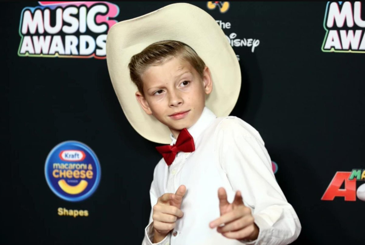 remember Mason Ramsey? this is him now, feel old yet?