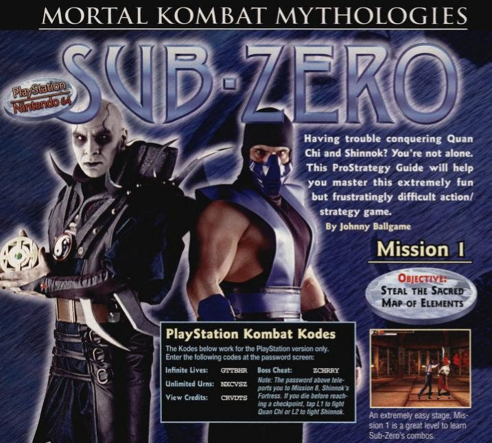 Quan Chi Unlock Mortal Kombat