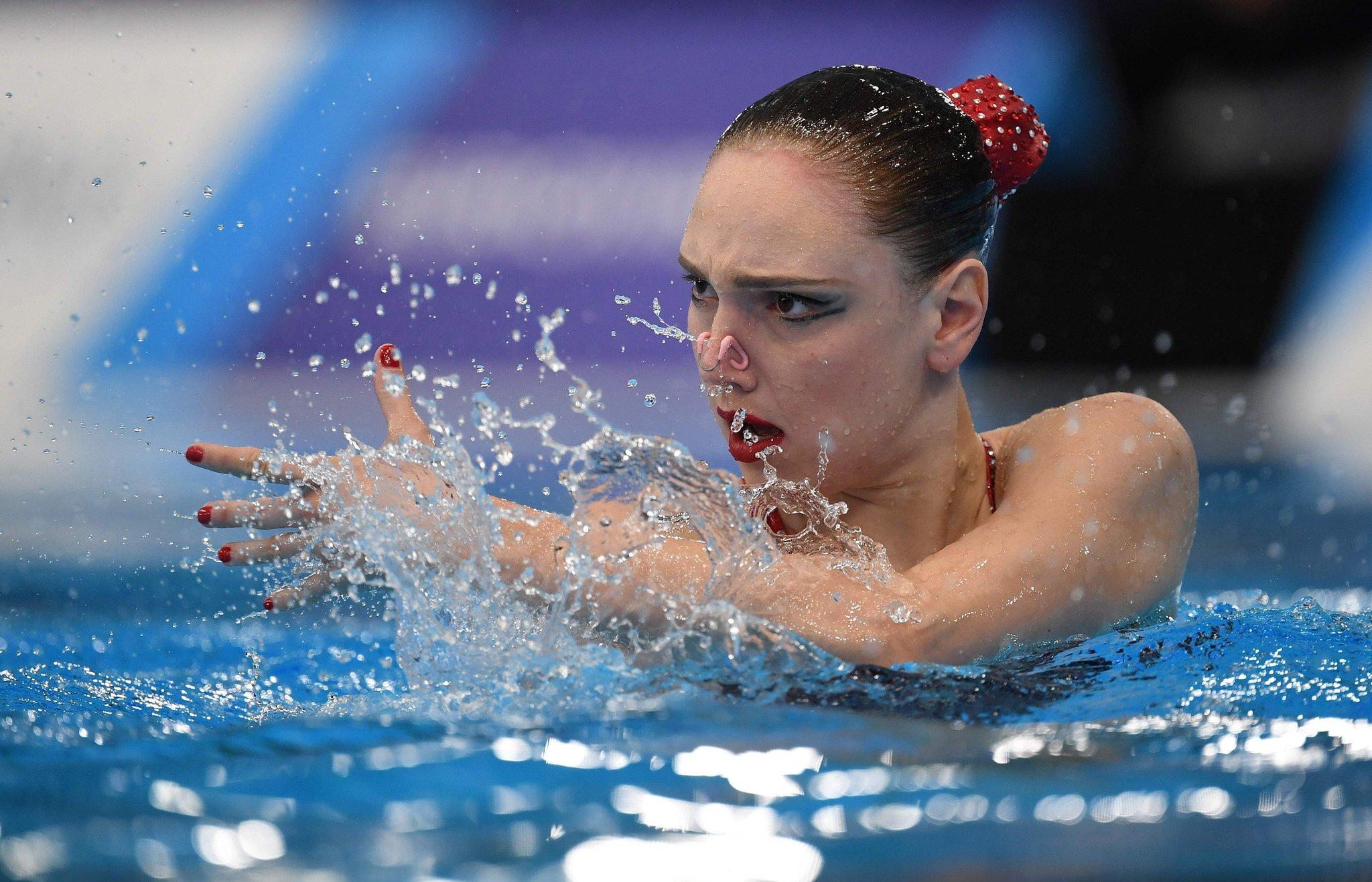 Колесниченко светлана синхронное плавание фото
