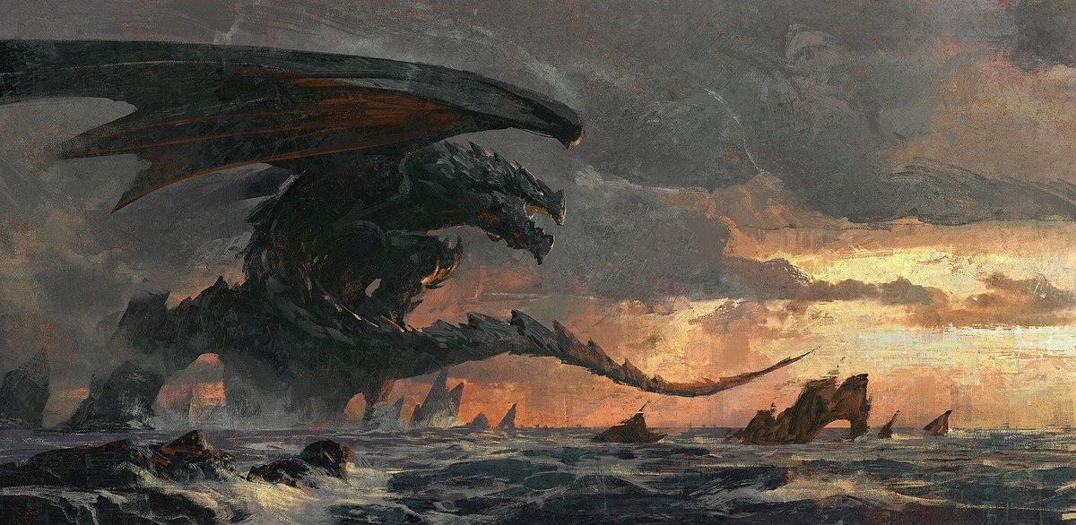 Iamag On Twitter Love Greg Rutkowski S Art His Video Tutorial Painting A Fantasy Battle Is Available For All Iamag Video Library Subscribers This Month Only Https T Co Ryxkcfagly Https T Co Otzewkgtvt