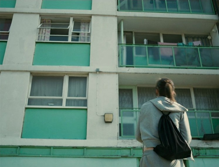 'Fish Tank' (2009, Andrea Arnold). Cinematography: Robbie Ryan.