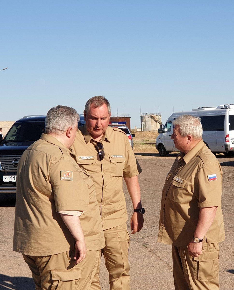 Рогозин сравнил запуск «Протона-М» с успехами в Великой Отечественной войне